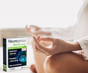 Neurogenius® Stress-out Laboratoire 3C Pharma