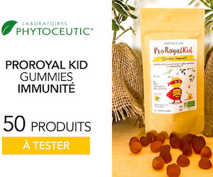 proroyal kid gummies immunité