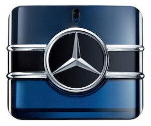 merccedes Benz parfum Sign