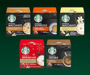 capsules café starbucks