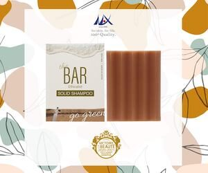 The Bar shampoing solide