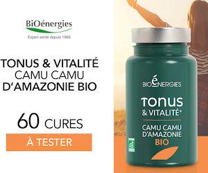 Bioénergies Tonus & Vitalité