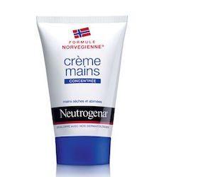 Crème Concentrée pour les Mains Formule Norvégienne Neutrogena