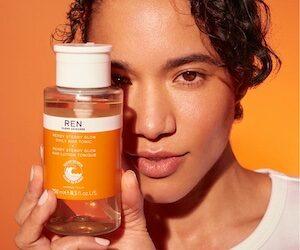 lotion tonique ren skincare